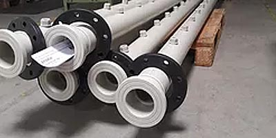 Anolyte Return pipework